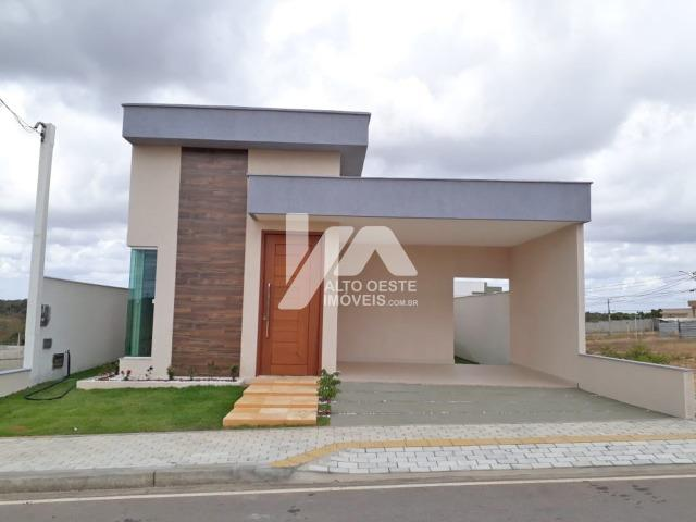 Casa 3/4 no Ecoville Condomínio Clube - Parque das Nações