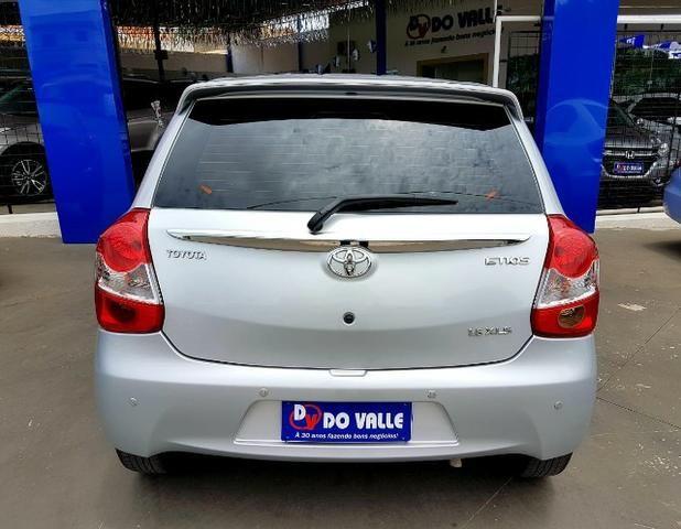 Toyota etios hatch etios xls 1.5 (flex) flex manual - Foto 10