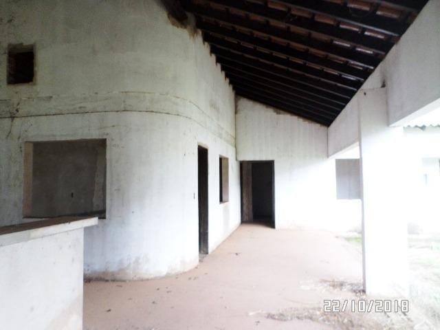 Vende-se casa em construção na Vila Goulart - Rondonópolis/MT - Foto 7