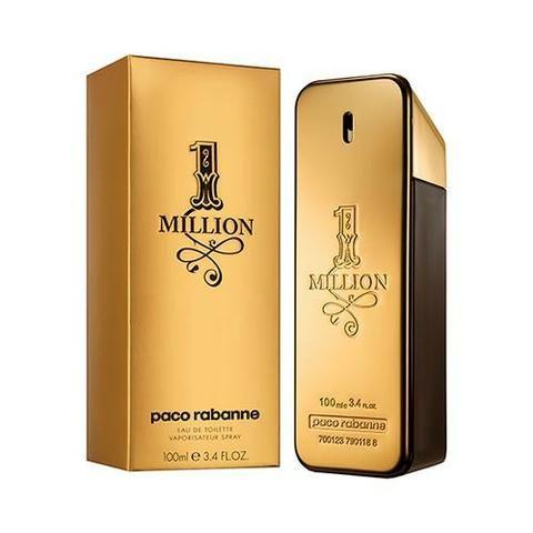 Perfume Paco Rabbane 1 Milion Masc 100 ML -