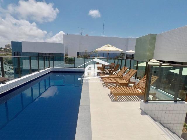 Apartamento novo com 3 quartos sendo 2 suítes na Mangabeiras - Edifício Hit - Foto 14