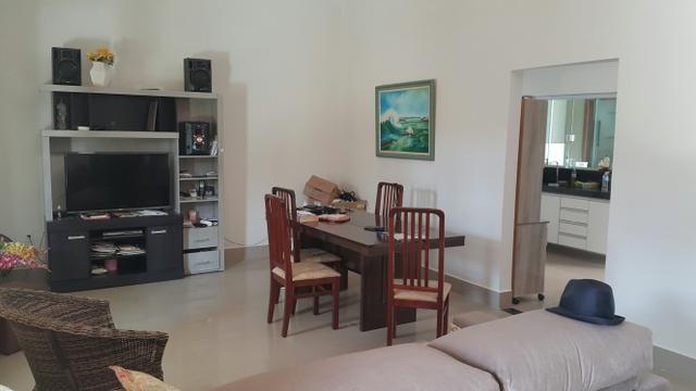 Casa 3quartos laje suite churrasqueira rua 6 Vicente Pires condomínio fechado lote 200m2 - Foto 4
