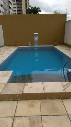Vendo apartamento no Condomínio Ville de Nice em Capim Macio, 63m² 3/4 sendo uma suite - Foto 3