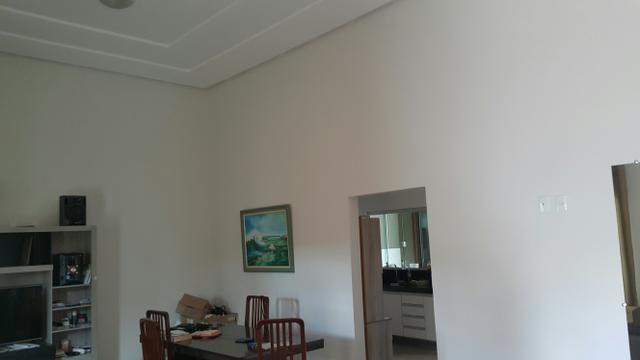 Casa 3quartos laje suite churrasqueira rua 6 Vicente Pires condomínio fechado lote 200m2 - Foto 17