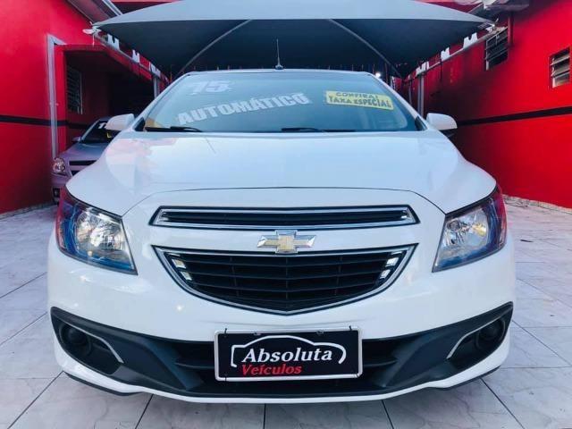 Gm - Chevrolet Prisma 2014 lt automático 1.4 flex + mylink, carro muito novo !!!