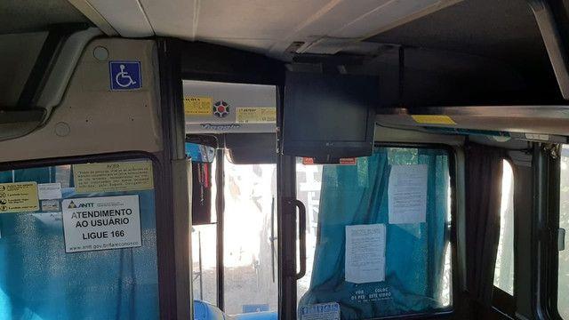 Ônibus Scania 113 (toco) pra venda ou troca! - Foto 4