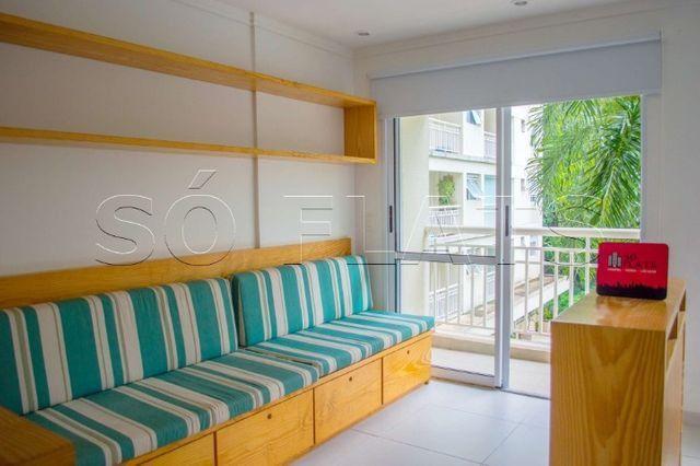 Apartamento mobiliado no Morumbi para locação, prox a Av. Hebe Camargo - Foto 6