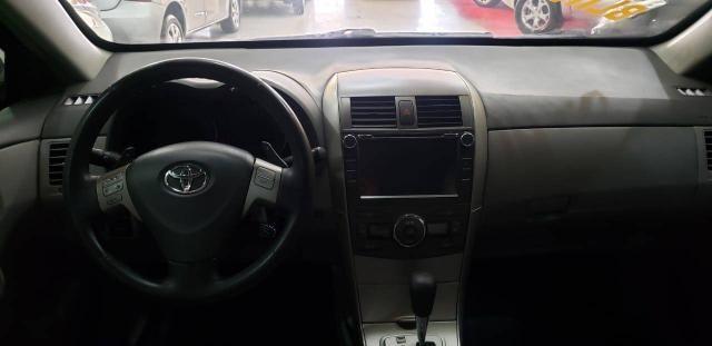 COROLLA 2010/2011 2.0 XEI 16V FLEX 4P AUTOMÁTICO - Foto 8