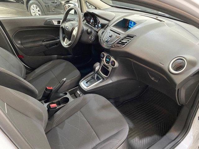 New Fiesta SEL Automático 2017 Único Dono. 30.000 KM - Foto 17