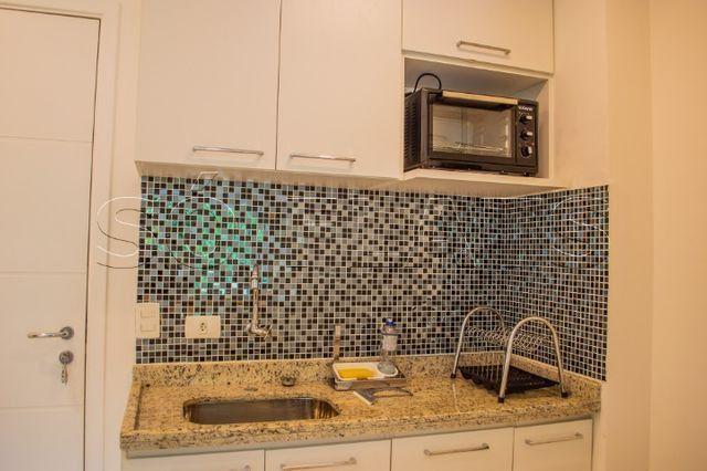 Apartamento mobiliado no Morumbi para locação, prox a Av. Hebe Camargo - Foto 13