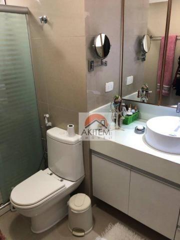 Apartamento na Beira Mar com 4 dormitórios à venda, 146 m² por R$ 620.000 - Casa Caiada -  - Foto 20