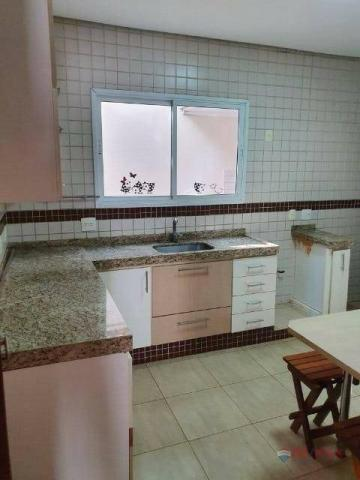 Casa com 3 dormitórios para alugar, 300 m² por R$ 4.200/mês - Jardim Yolanda - São José do - Foto 9