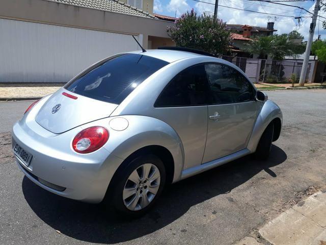 New Beetle 2010 Manual com teto solar - Foto 2
