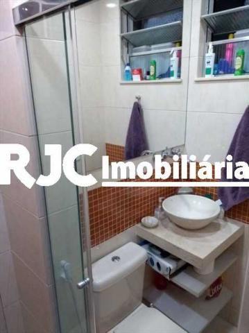 Apartamento à venda com 1 dormitórios em Tijuca, Rio de janeiro cod:MBAP10853 - Foto 7