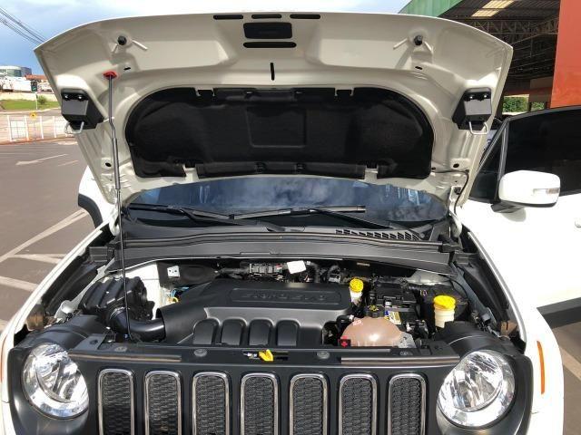 '' Praticamente Zero, Jeep Renegade Longitude 1.8 4X2 Automático 2017/2017 '' - Foto 9