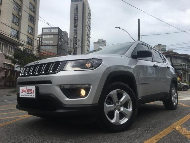 Jeep Compass Sport 4x2 Flex 2018+21MKM - Foto 2