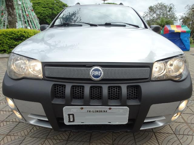 Fiat PaliO ADVeNTuRE 1.8FLEX_CoMPLeTa_ExtrANovA_LacradAOriginaL_RevisadA_ - Foto 6