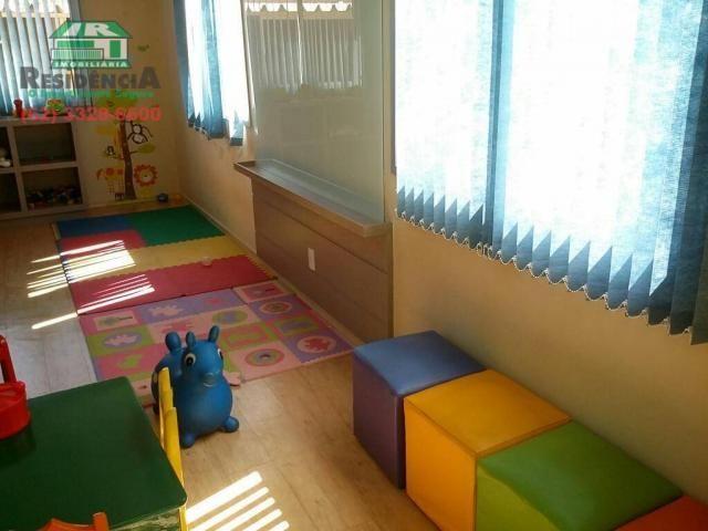 Apartamento com 3 dormitórios para alugar, 88 m² por R$ 1.500,00/mês - Jundiaí - Anápolis/ - Foto 2