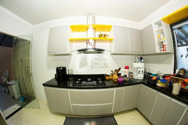 Casa mobiliada no condomínio Alberto Jaquier, com 03 suítes - Foto 9