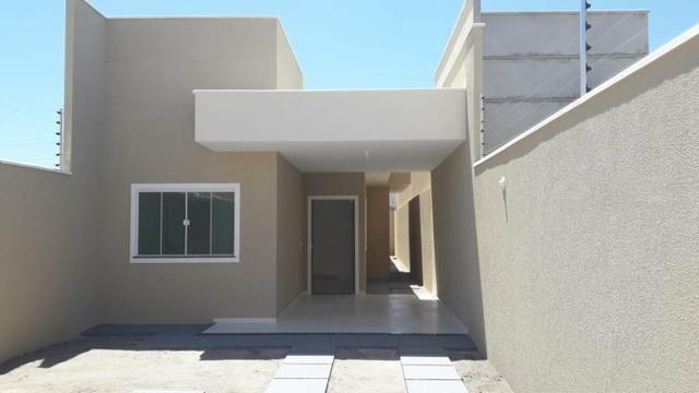 Casa localizada no Passaré 3 quartos sendo 2 suítes - Foto 3