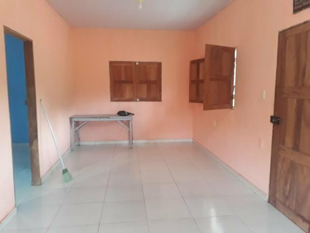 Alugo casa 1 quarto - Foto 2