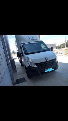 Renault Master único dono - Foto 2