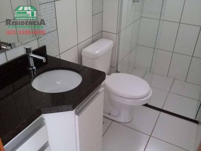 Apartamento com 3 dormitórios para alugar, 88 m² por R$ 1.500,00/mês - Jundiaí - Anápolis/ - Foto 7