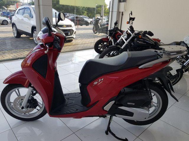 Honda SH 150 2020/21 novíssima!!!! - Foto 3