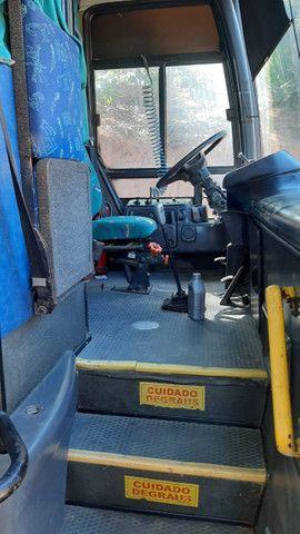 Ônibus Scania 113 (toco) pra venda ou troca! - Foto 5