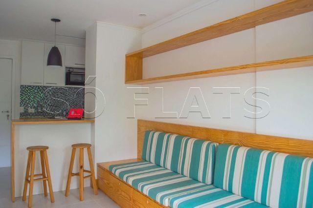 Apartamento mobiliado no Morumbi para locação, prox a Av. Hebe Camargo - Foto 5