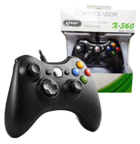 Controle para X-360 KNUP
