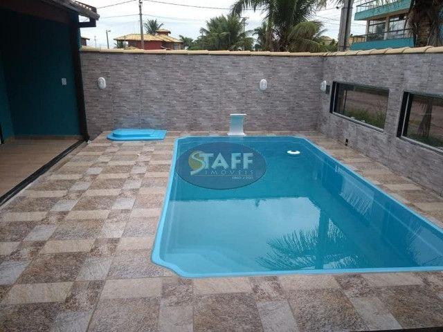 OLV#6#Casa com 2 quartos e piscina a partir de R$ 175.000,00 - Unamar - Cabo Frio/RJ - Foto 12