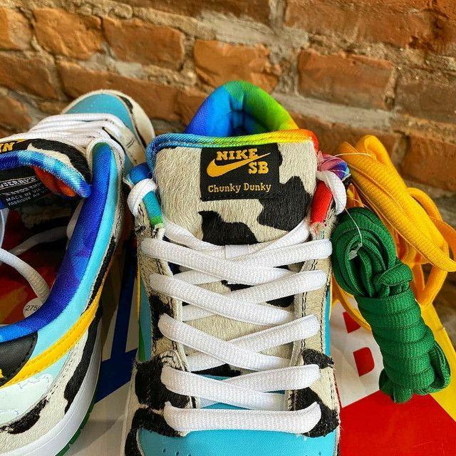 Nike SB Dunk Low Ben & Jerry's Chunky Dunky - Foto 5