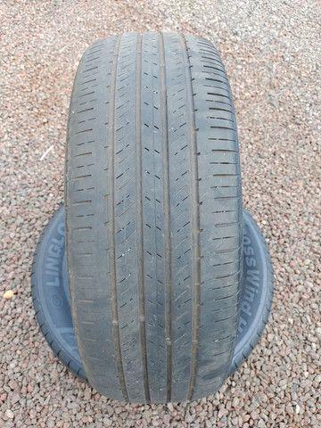 Vendo 2 pneus 235/65/17 (Dourados MS) - Foto 3