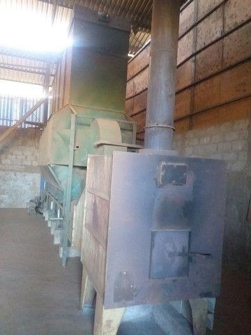 Secador de café com fornalha  - Foto 2