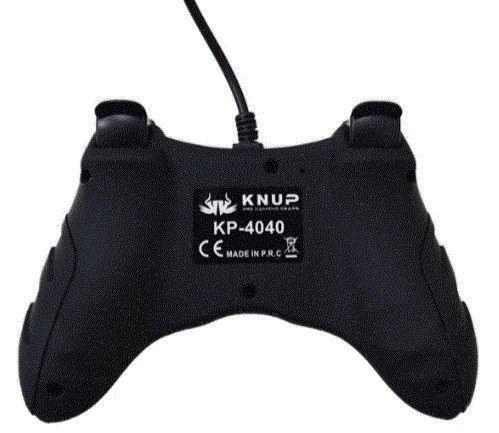 Controle Com Fio 4 Em 1 Video Game kp-4040 - Foto 2