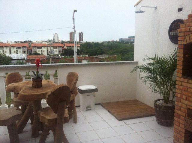 Village Dunas Del Mare, casa tríplex com 3 quartos, 2 vagas, Manoel Dias Branco - Foto 7