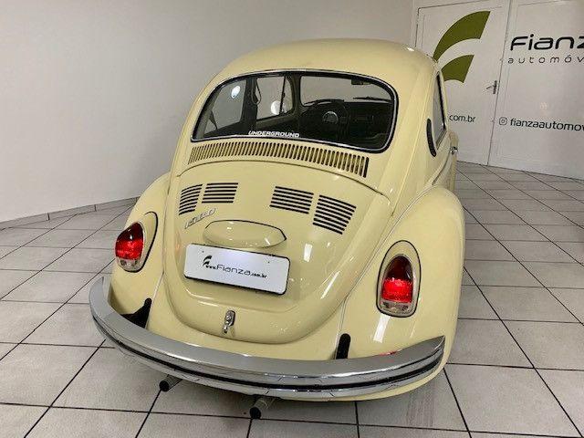 Volkswagen Fusca 74 1500 placa preta - Foto 2