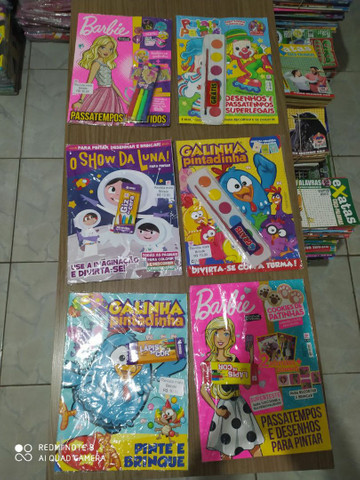 Revistas apenas $3 - Foto 2
