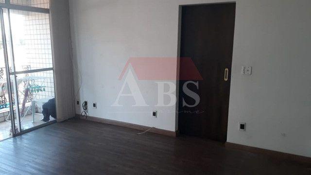 Apartamento amplo 2 dorms. no Campo Grande em Santos garagem demarcada, elevador, salão de - Foto 2