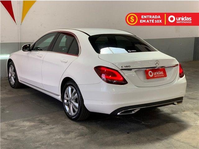 Mercedes-benz C 180 2019 1.6 cgi gasolina avantgarde 9g-tronic - Foto 4