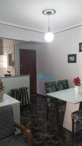 Apartamento com 2 dormitórios à venda, 67 m² por R$ 230.000,00 - Saboó - Santos/SP - Foto 6