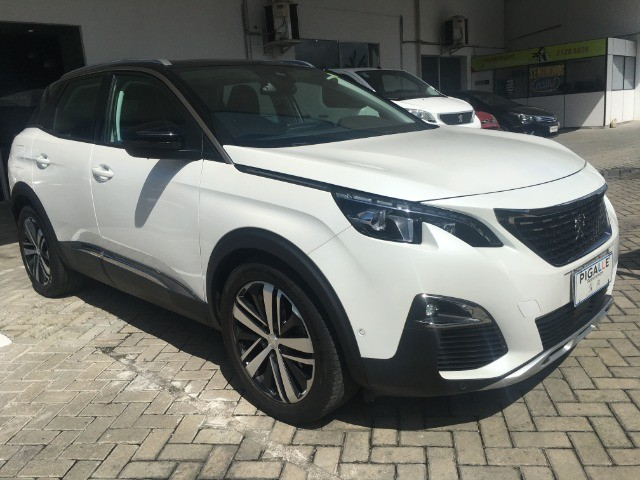 Peugeot 3008 Griffe 1.6 Turbo Thp Automático 2020