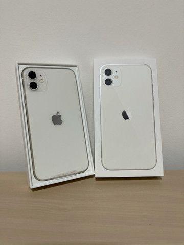 iPhone 11 128gb lacrado com nota  - Foto 5
