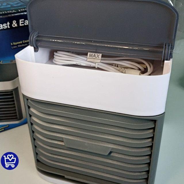 Mini Ar Condicionado (entrega grátis) - Foto 4
