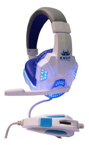 Fone De Ouvido Headset Gamer C/microfone Xbox One Pc Ps4 - Foto 3