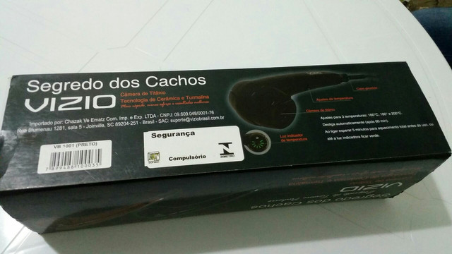 Modelador de cachos VIZIO  - Foto 2