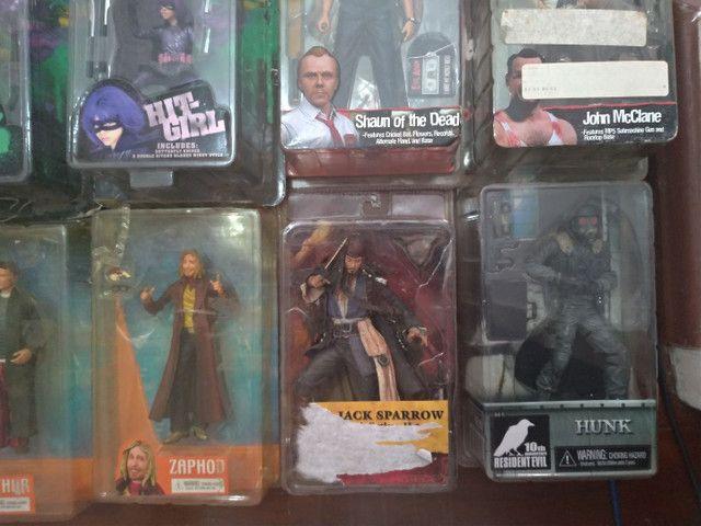 Coleção action figures Neca - Foto 6