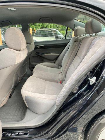Honda Civic LXS 1.8 Completo Automático 2007 - Foto 15