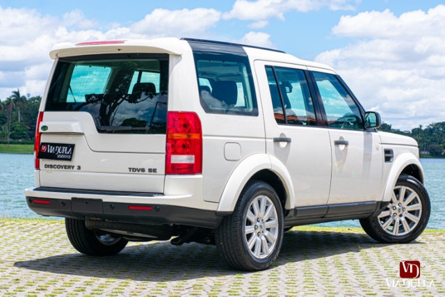 Land Rover Discovery 3 2.7 4x4 Diesel (auto) - Foto 6